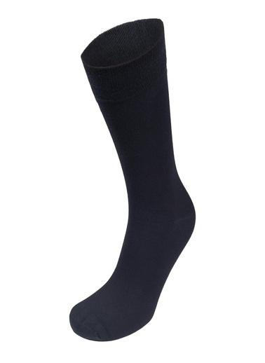 Katia & Bony Bambu Erkek Basic Soket Çorap  Lacivert
